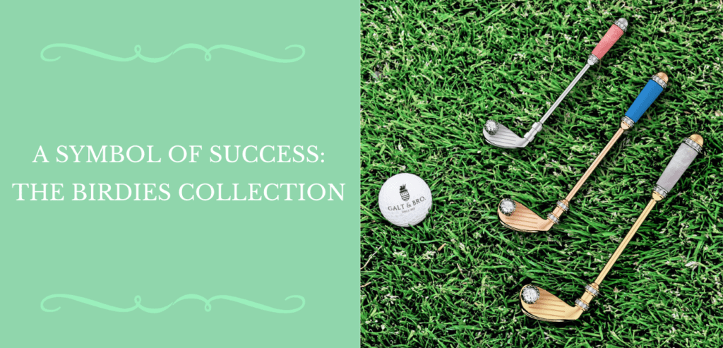 a symbol of success the birdies collection banner